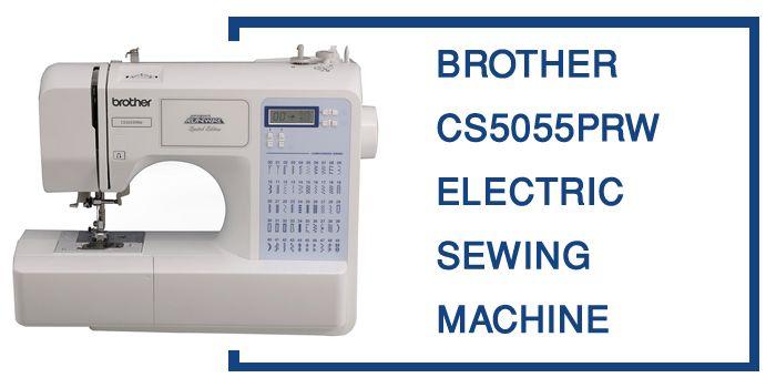 cs 5055 sewing machine