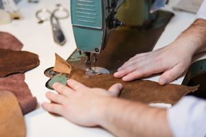 best sewing machine for leather work