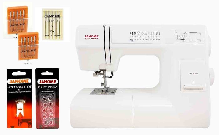 janome hd 3000 best price