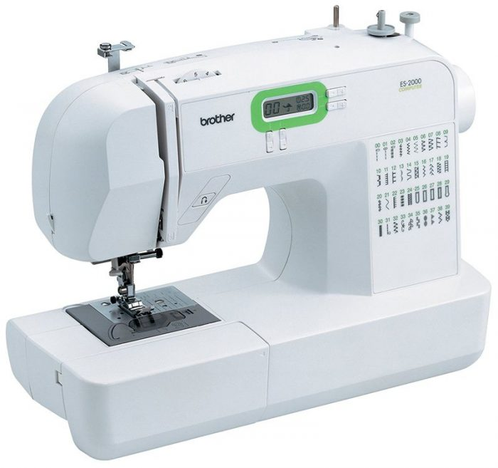 Brother ES2000 77 Sewing Machine Reviews