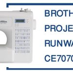 BROTHER PROJECT RUNWAY CE7070PRW review