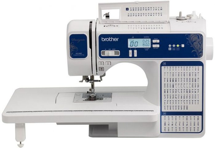 Brother DZ2400 Sewing & Quilting machine Review