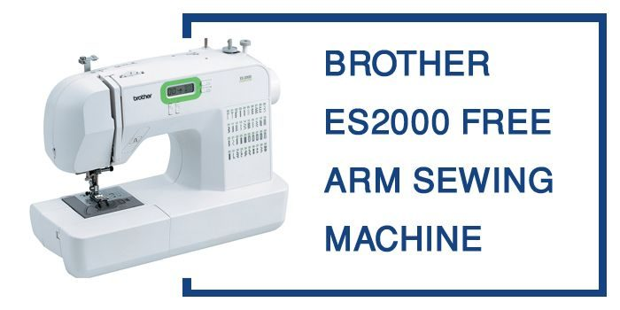 Brother ES2000 Review