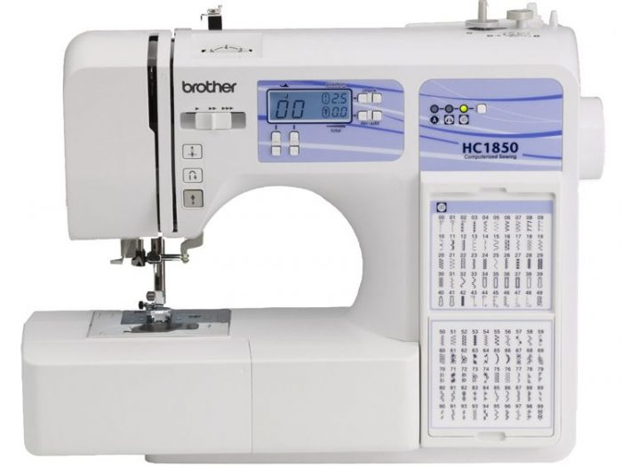 Brother HC1850 computerized Sewing and Quilting Machine Review