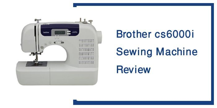 Brother Cs40i Review Computerized Sewing Machine Impressive Sewing Machine Brother Cs6000i