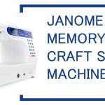 Janome Memory Craft 6500P Review