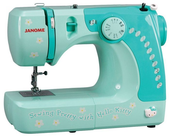Janome 11706 reviews