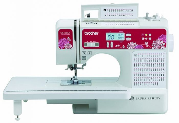 Laura Ashley CX155LA sewing & quilting machine Review