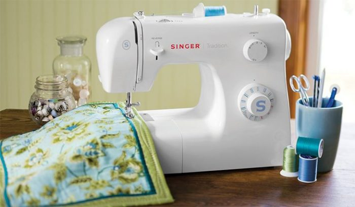 SINGER 2259 Tradition Free Arm Sewing Machine review