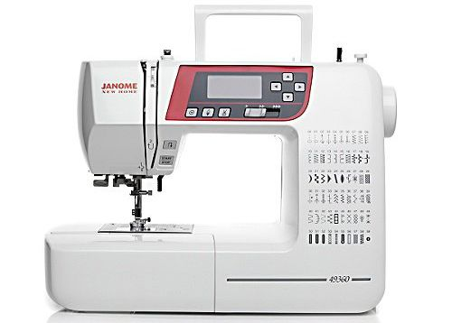 JANOME 49360 COMPUTERIZED SEWING MACHINE