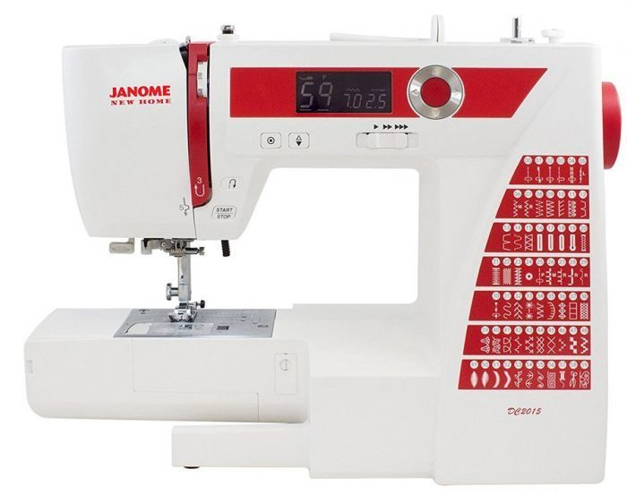 Janome 2015 Review
