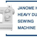 The Janome hd1000 review