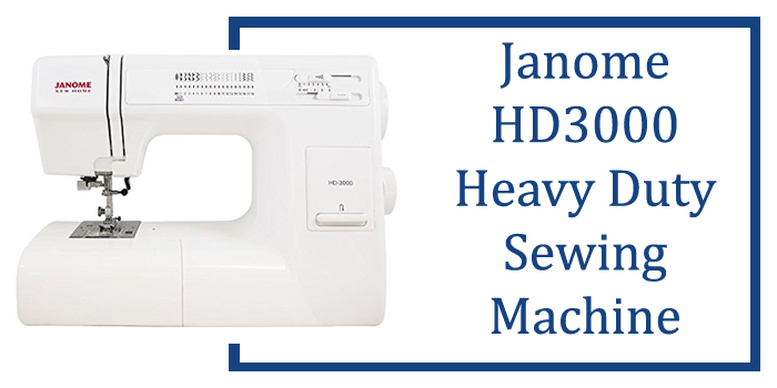 janome 3000 review