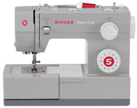 sewing machine for heavy fabric