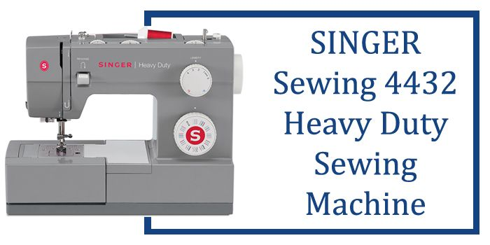 Singer sewing 4432 review