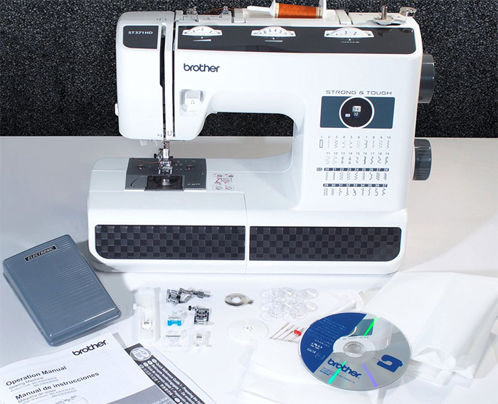 Brother ST371HD Strong sewing machine review