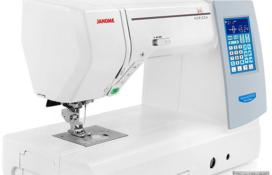 Janome 8200 review