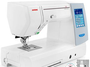 compare janome sewing machines