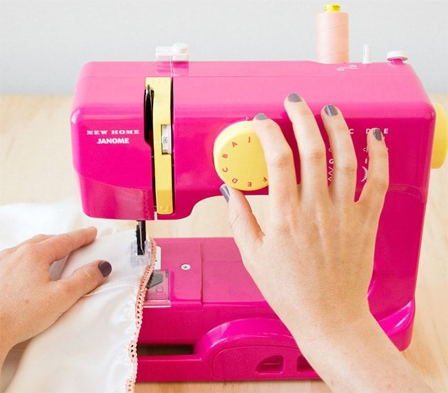 Janome Fastlane Fuschia Basic sewing machine review