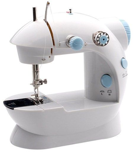 Michley LSS-202 Lil' Sew & Sew Mini 2-Speed Sewing Machine review