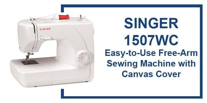 SINGER 1507WC Reviews