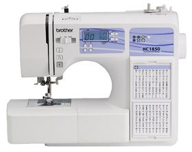 affordable quilting machine
