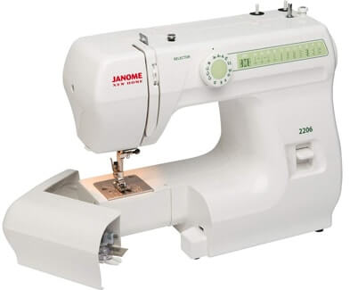 Janome 2206 Basic Mechanical Sewing Machine
